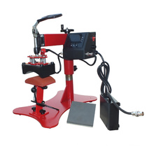 Manual Cap Press with Cap and Stamp Heaters (SEHP-)