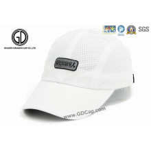 De alta calidad al por mayor de poliéster Running Golf Hat Sports Cap