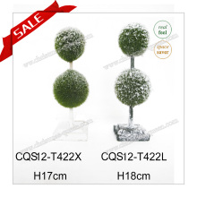 H4-8 Zoll Großhandel Indoor Kunststoff Kleine Bonsai Home Decoration Künstliche Pflanze