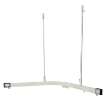 Best selling hospital Aluminum flexible curtain track