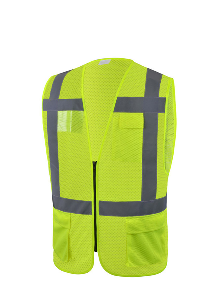 Road Safety Reflective Work Vest