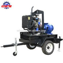 Pompe à eau actionnée par moteur diesel de nouveau produit CN2D-200HW pour l'irrigation