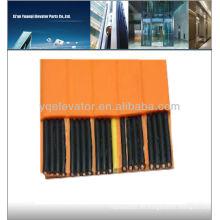 Cable Flexible del PVC del cable plano de la resistencia plana de la resistencia del cable del PVC (H05VVH6-F)