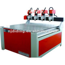 DL-1218CNC multi-head wood carving machine