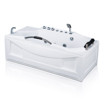 Corner Whirlpool Soaking Tub