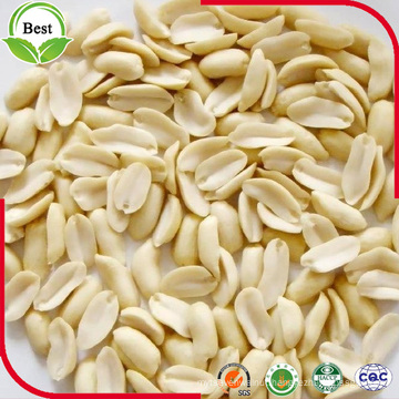 Blanched Peanut Split Peanut Kernels