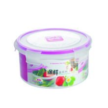 650 ml Plastic Food Container Round Shape