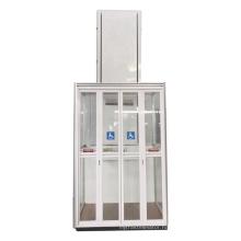 3-16m hydraulic wheelchair home lift elevator hydraulic home lift elevator