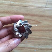 Serviço de fundição de metal personalizado OEM e processo de fundição