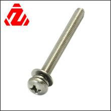Made in China Parafuso de Combinação de Aço Inoxidável