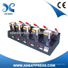 5 in 1 Kombi-Becher Hitzepresse Maschine