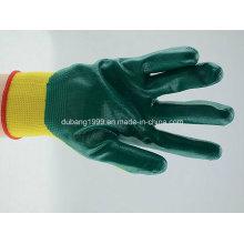 Luvas de nitrilo / Luvas de trabalho / Luvas de construção / Luvas de indústria-69