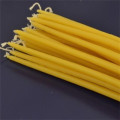 100% Orthodox Church wax candles  Greek Beeswax Natural Candles Honey Brown Coloured