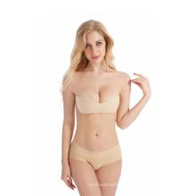 Sexy Girl selbstklebender unsichtbarer einteiliger Silikon-BH
