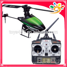 MJX F48 Shuttle 4CH Flybarless System RC Helicopter With Gyro F648