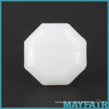 Professional Translucent Milk White Knob Hardware
