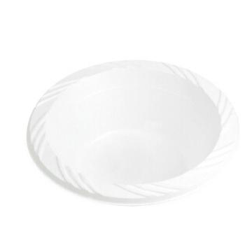 Round Soft Plastic Party Bowl 350ml