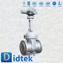 Direktfabrik Didtek API Flexible Keil Elektrische api 602 psb Schieber