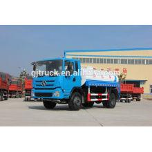 Caminhão de tanque da água de Dayun da movimentação 4X2 para o medidor 3-15 cúbico