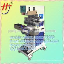 HP-160D Pneumatic machine à imprimer à 4 couleurs avec télécommande avec navette