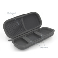 Factory wholesale shakeproof eva hair extension carrying case for home storage