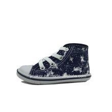 Zapatos de lona al por mayor de los niños al por mayor de China (H287-S)