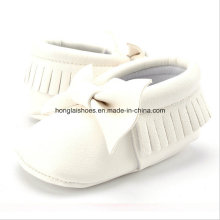 Modelos de la PU: Zapatos del bebé del bebé del interior 05