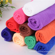 Multi-purpose cheap microfiber home kitchen cleaning towel