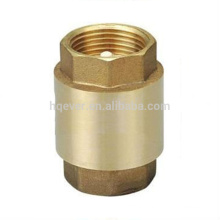 brass vertical check valve
