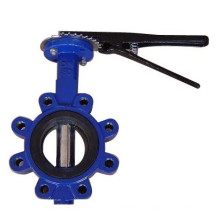 Ductile Rion Body / Ss Disc Lug Butterfly Valve
