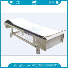 A tabela de tratamento paciente médica da terapia da plataforma do sofá AG-ECCZ1 elétrica com recicla o suporte de papel