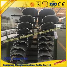 Profil en aluminium indusrtiale pour l'utilisation de bâtiment T Profil de forme