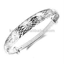 Antikes Design 999 Sterling Silber Armbänder Armbänder