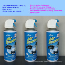 Autokem OEM Dust off Compressed Air Duster