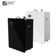 Machine commerciale de diffuseur de parfum en métal pour 2000-4000 cbm