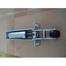 Door Closer For Semi-automatic Door