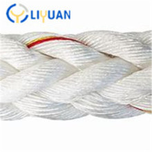Factory sell 8 Strand 40mm polypropylene rope