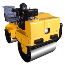 800KG ride on gasoline engine road roller