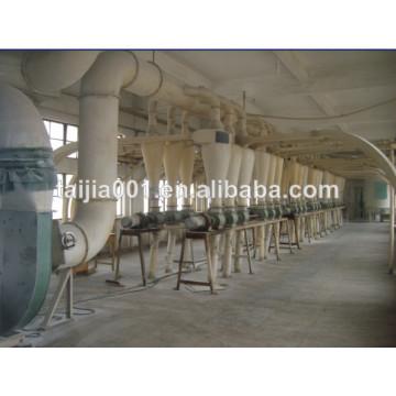 Exportación de harina de gluten de trigo, Origen China