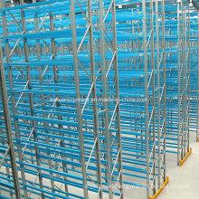 Industrial Warehouse Zinc Plate Storage Vna Pallet Rack