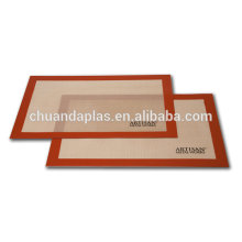 New Custom Baking Sheet Fiberglass Non Stick Silicone Mats For Cookies                                                                         Quality Choice