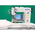 Geautomatiseerde automatische naaimachine voor het instellen van de mouwen