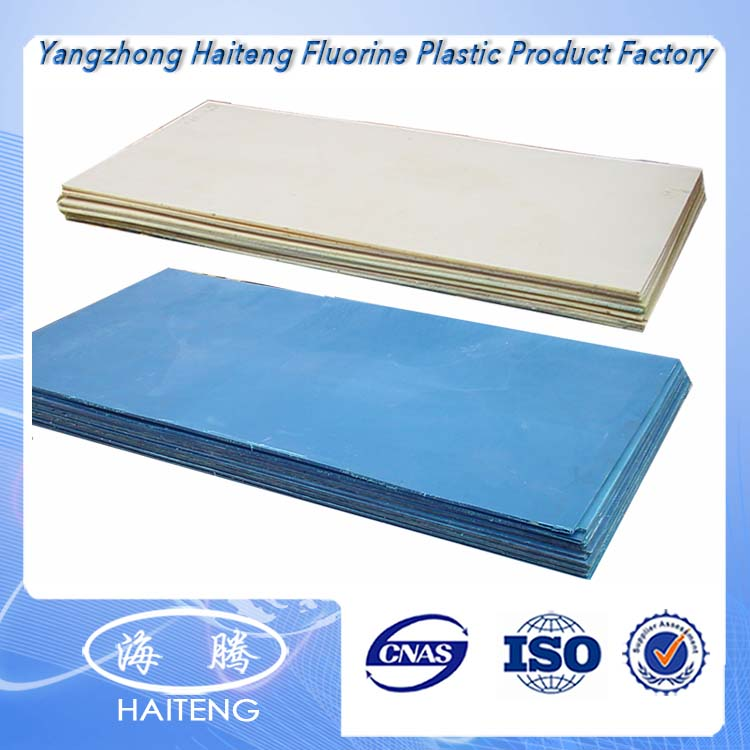 Blue Nylon Sheet Hoja de PA6G
