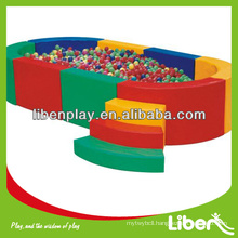 Indoor Funny Plastic Ball Pool for kids safe play LE.QC.004