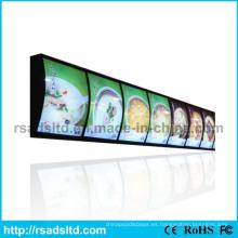 LED Publicidad Display Menu Light Box