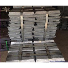 Lingote de Zinco 99,995% com Hgih Qualidade Preço de Fábrica