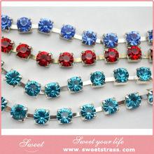 New arrival fashion accessory rhinestone chain