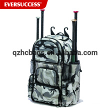 Softball Backpack Baseball Bat Bag with Shoes and Helmet Pocket