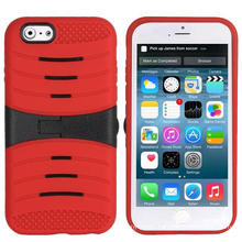 Combo Kickstand Rugged Case Phone Accessories for iPhone 6