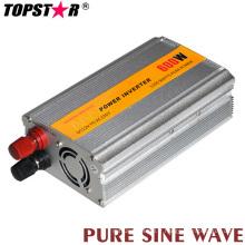 Onduleur de puissance de voiture Pure Sine Wave (600W)